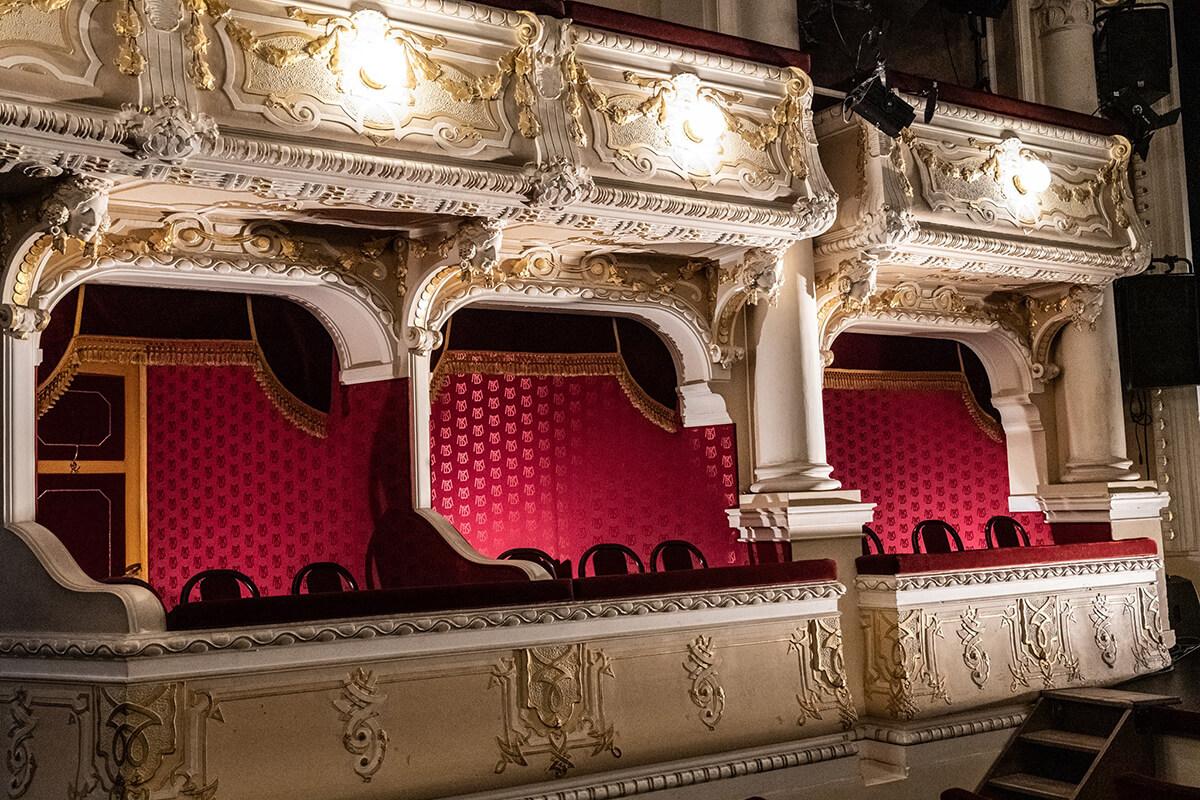 Povídání o divadle