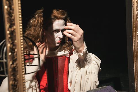 Daniel Bambas v úzké nominaci na Cenu Thálie 2017 za Krás(k)u na scéně