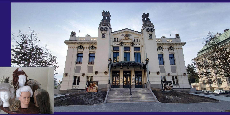 """Městské divadlo Mladá Boleslav přijme pracovníka na pozici """"Vlásenkář/ka – maskér/ka"""""""