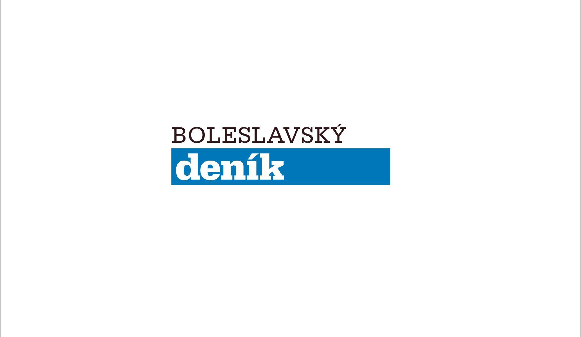 Logo - Boleslvský deník JPG